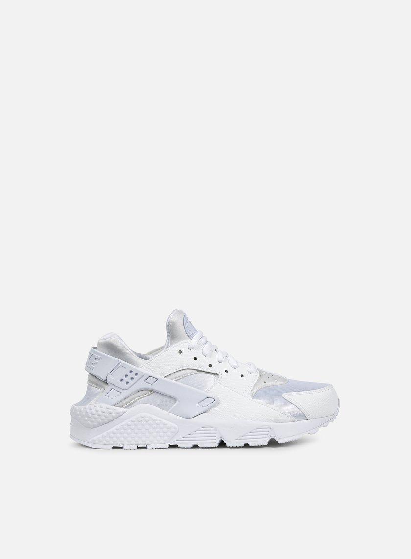 Nike - WMNS Air Huarache Run, White/White