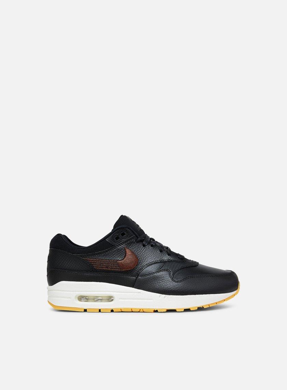 Nike Wmns Air Max 1 Premium Women New Sneakers Black Gu