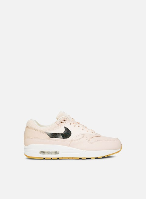 sneakers nike wmns air max 1 premium guava ice guava ice gum yellow