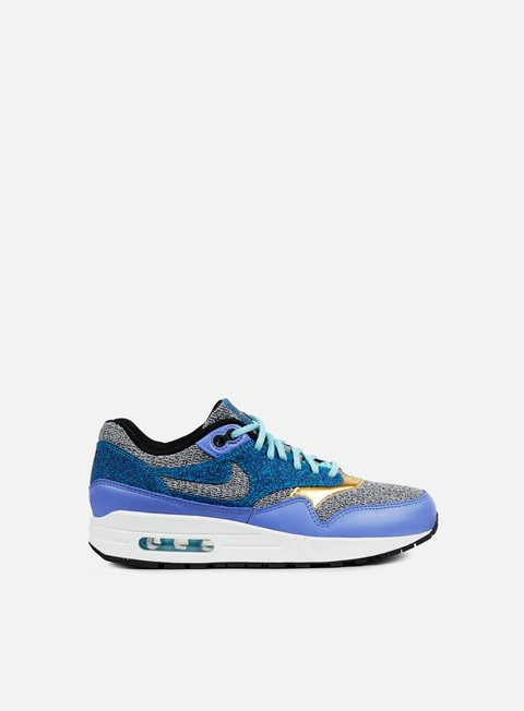 sneakers nike wmns air max 1 se black polar white