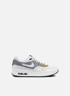 Nike - WMNS Air Max 1 SE, White/White/Black 1