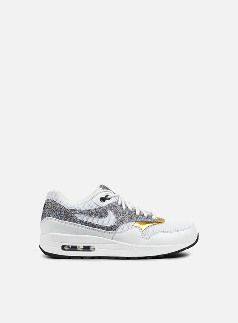sneakers nike wmns air max 1 se white white black