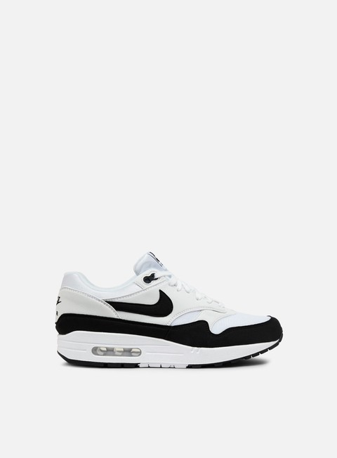 sneakers nike wmns air max 1 white black