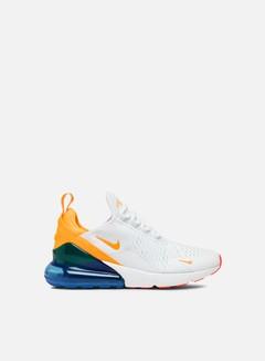 Nike - WMNS Air Max 270, White/Laser Orange