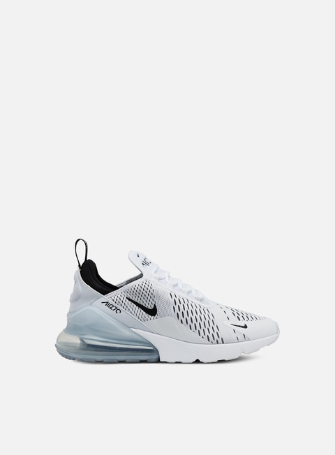 sneakers nike wmns air max 270 white white black