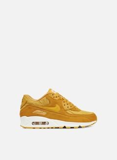 Nike - WMNS Air Max 90 Premium, Gold Leaf/Gold Leaf/Ivory 1
