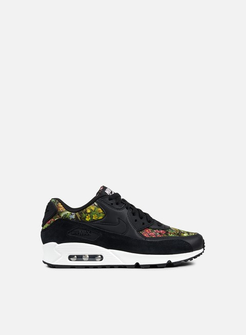 sneakers nike wmns air max 90 se black black