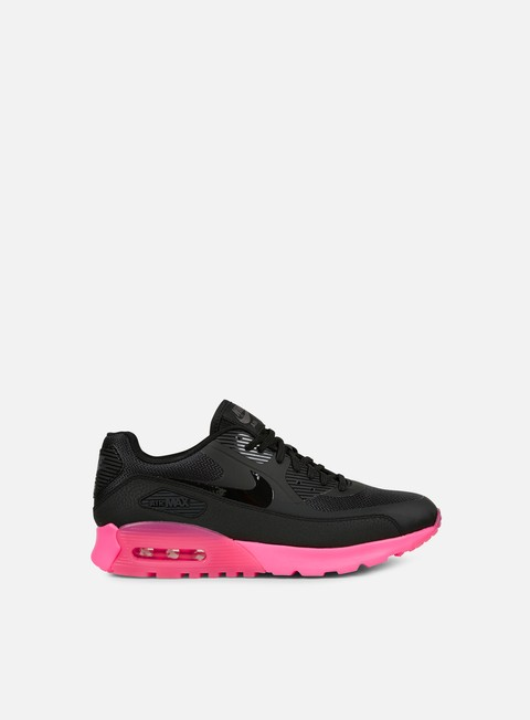 sneakers nike wmns air max 90 ultra black black digital pink