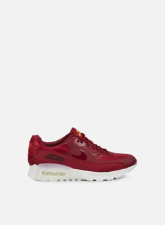 Nike - WMNS Air Max 90 Ultra, Noble Red/Noble Red/Summit White 1