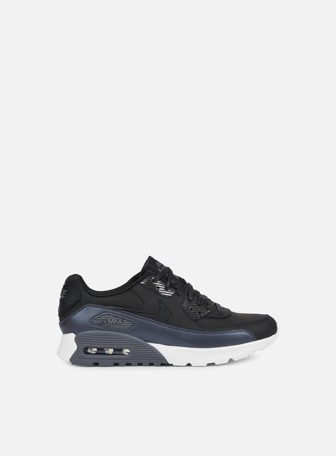sneakers nike wmns air max 90 ultra se deep pewter deep pewter white