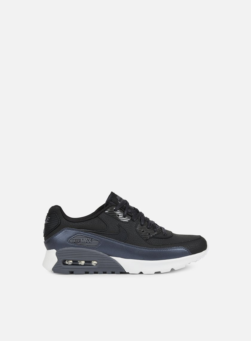 Nike - WMNS Air Max 90 Ultra SE, Deep Pewter/Deep Pewter/White
