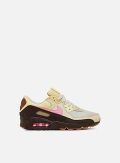 Nike - WMNS Air Max 90, Velvet Brown/Pink/Lt British Tan