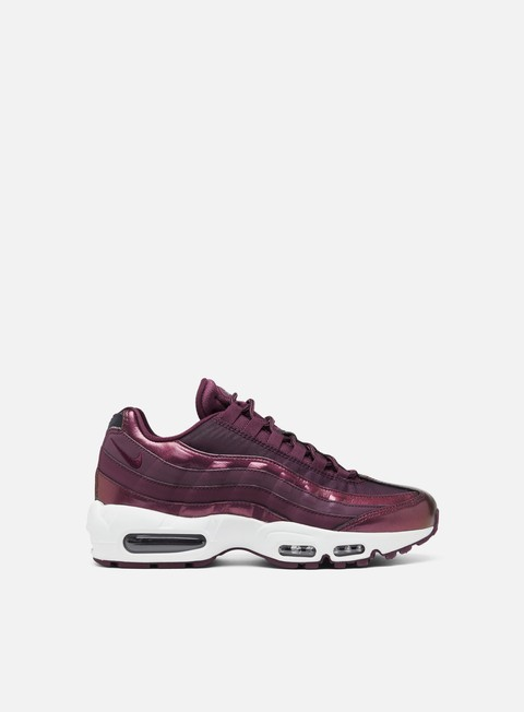 sneakers nike wmns air max 95 burgundy crush burgundy crush