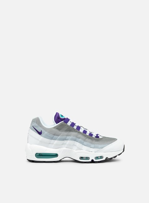 sneakers nike wmns air max 95 white court purple