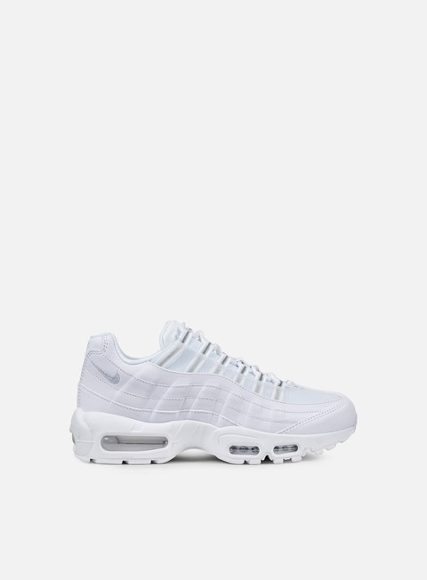 sneakers nike wmns air max 95 white white pure platinum