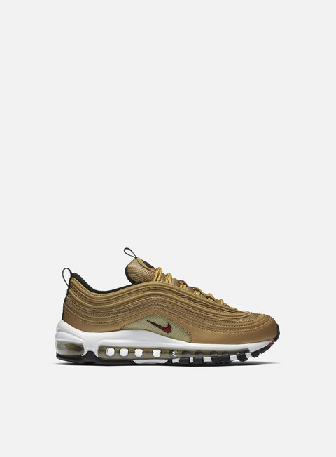 sneakers nike wmns air max 97 og qs metallic gold varsity red