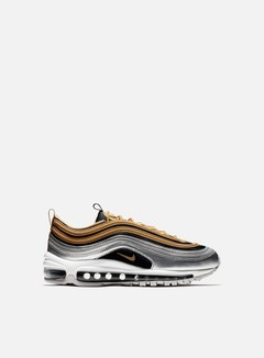 Nike - WMNS Air Max 97 SE, Metallic Gold/Metallic Gold