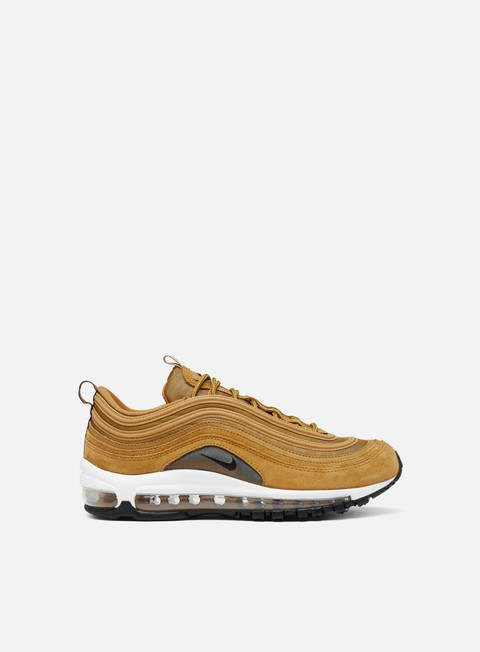 sneakers nike wmns air max 97 se muted bronze black white