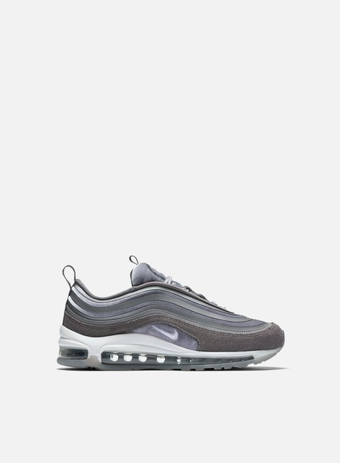 sneakers nike wmns air max 97 ultra 17 lx gunsmoke summit white