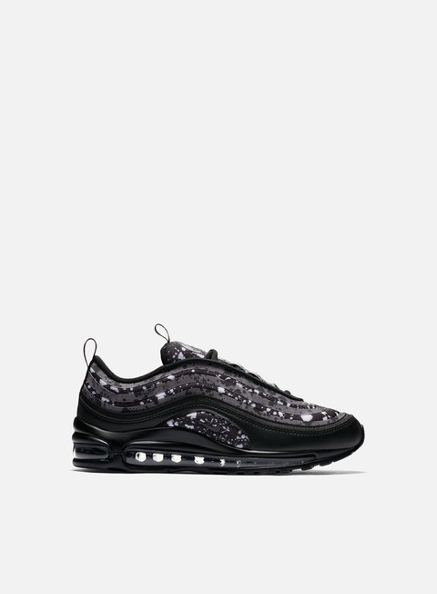 sneakers nike wmns air max 97 ultra 17 prm black black vast grey
