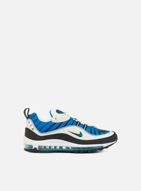 sneakers nike wmns air max 98 sail radiant emerald
