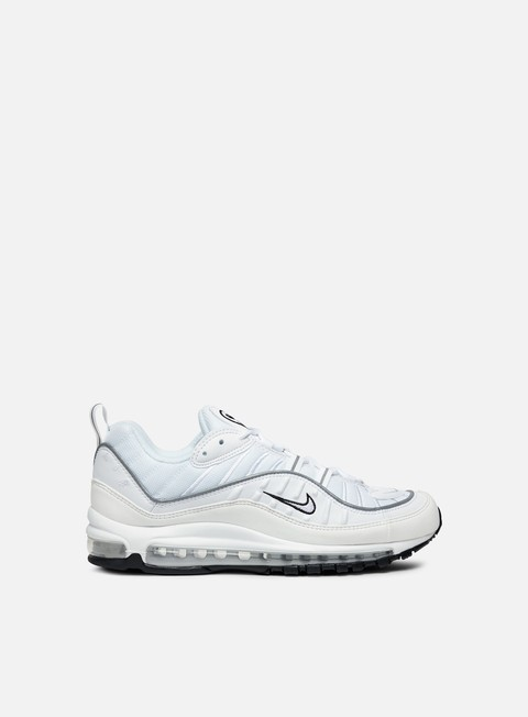 sneakers nike wmns air max 98 white white reflect silver