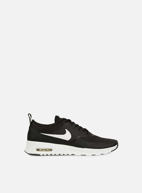sneakers nike wmns air max thea black summit white