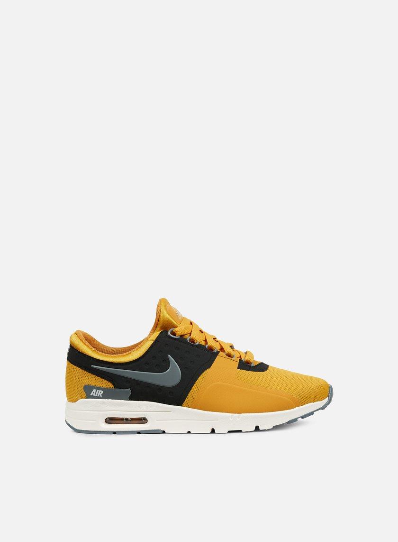 Nike - WMNS Air Max Zero, Gold Dart/Ivory/Black