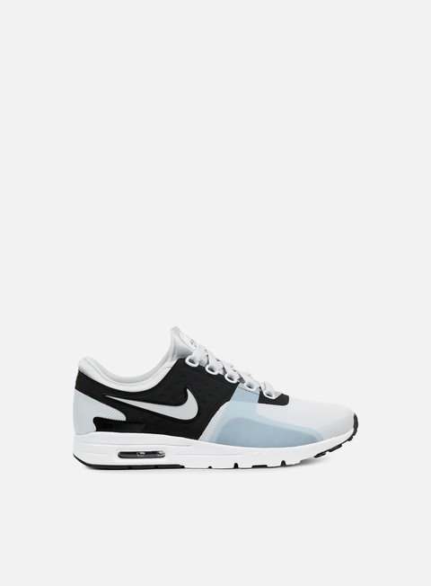 sneakers nike wmns air max zero pure platinum pure platinum