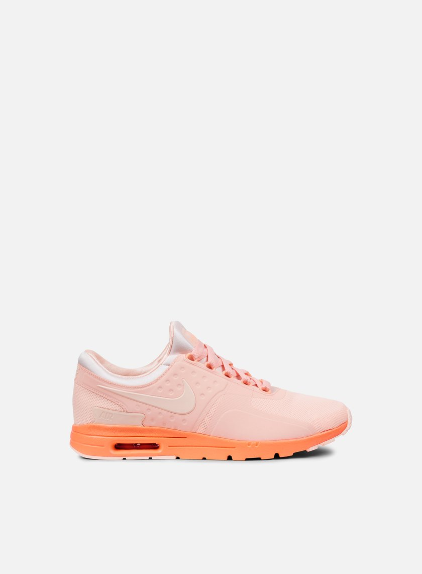 nike wmns air max zero sunset tint sunset tint 69 50. Black Bedroom Furniture Sets. Home Design Ideas