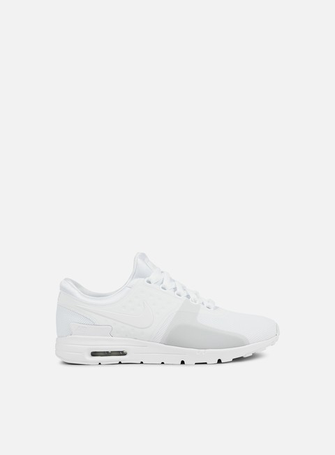 sneakers nike wmns air max zero white white