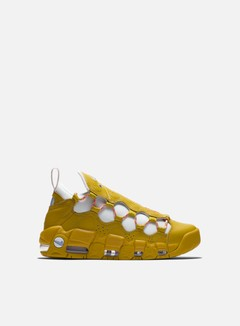 Nike - WMNS Air More Money, Dark Citron/Twilight Pulse