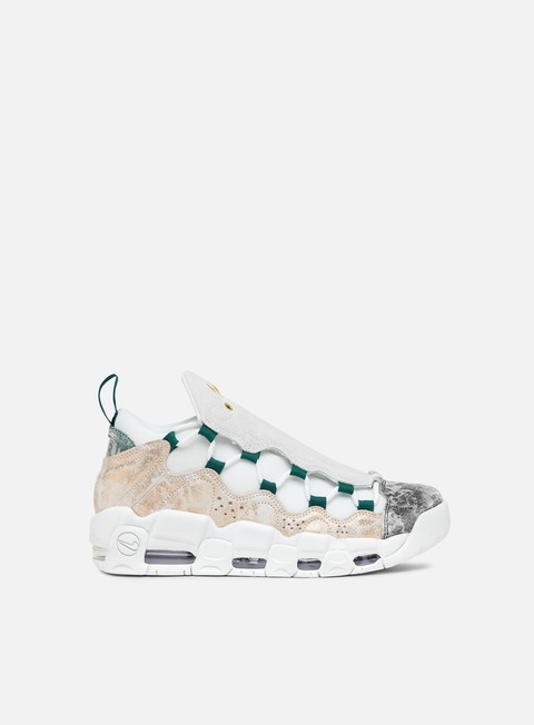 sneakers nike wmns air more money lx summit white summit white