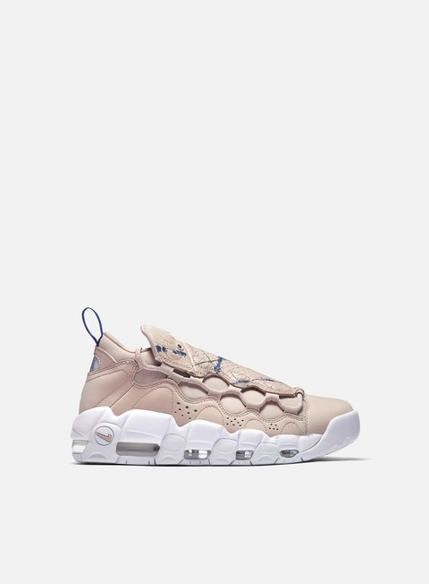 sneakers nike wmns air more money particle beige particle beige white