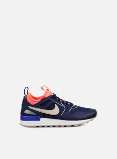 Nike - WMNS Air Pegasus 89 Tech SI, Binary Blue/Oatmeal/Lava Glow 1