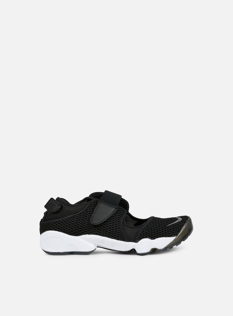 sneakers nike wmns air rift br black cool grey white