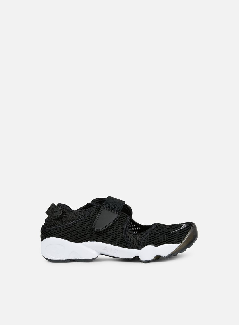 Nike - WMNS Air Rift BR, Black/Cool Grey/White
