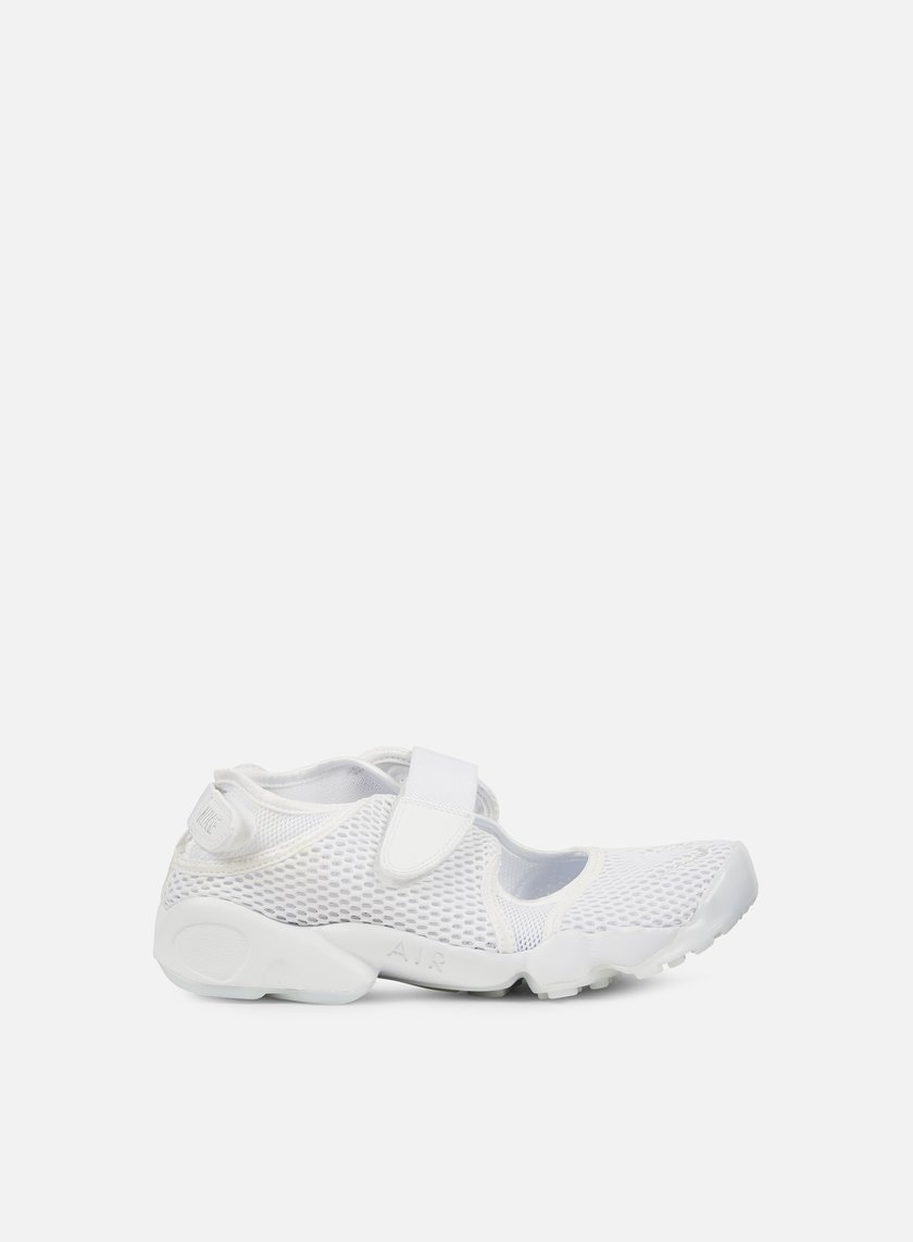 Nike - WMNS Air Rift BR, White/Pure Platinum