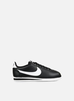 Nike - WMNS Classic Cortez Leather, Black/White 1