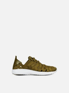 Nike - WMNS Juvenate Woven, Olive Flak/Black/White 1