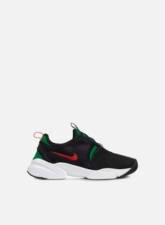 Nike - WMNS Loden, Black/Atom Red/Pine Green