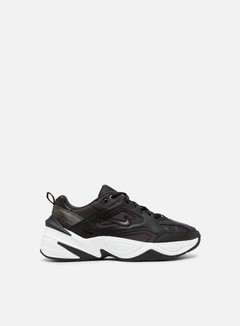 Nike - WMNS M2K Tekno, Black/Oil Grey/White