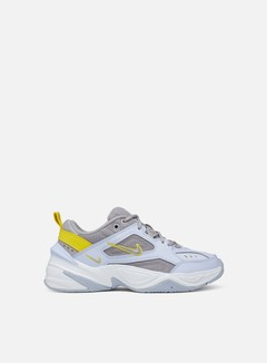 Nike - WMNS M2K Tekno, Half Blue/Chrome Yellow/Athmoshere Grey