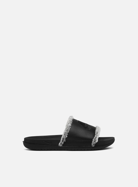 Outlet e Saldi Ciabatte Nike WMNS OffCourt Leather Slide