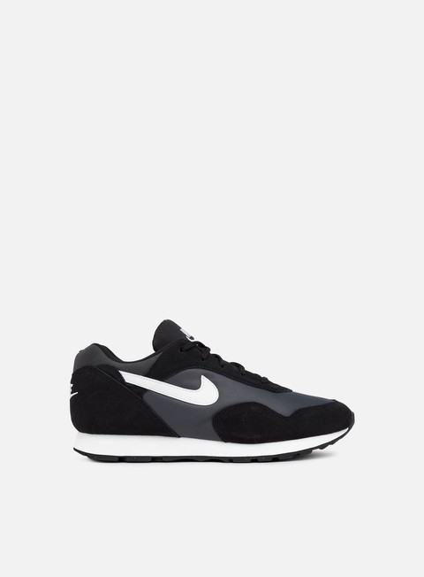 sneakers nike wmns outburst black white anthracite
