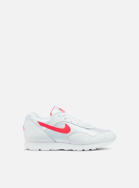 sneakers nike wmns outburst og white solar red white
