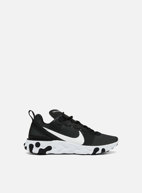 Low Sneakers Nike WMNS React Element 55