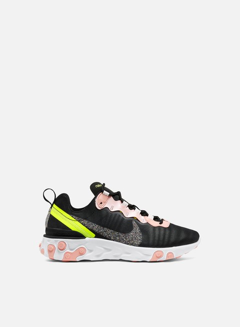Lifestyle Sneakers Nike WMNS React Element 55 Premium