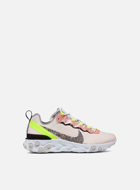 Low Sneakers Nike WMNS React Element 55 Premium