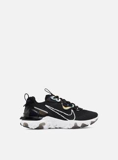 Nike - WMNS React Vision Essential, Black/White/Black
